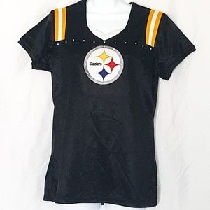 NFL Pittsburgh Steelers Short Sleeve Tee Large